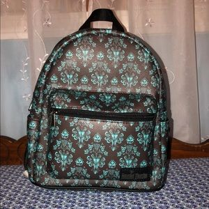 Loungefly Haunted Mansion Backpack